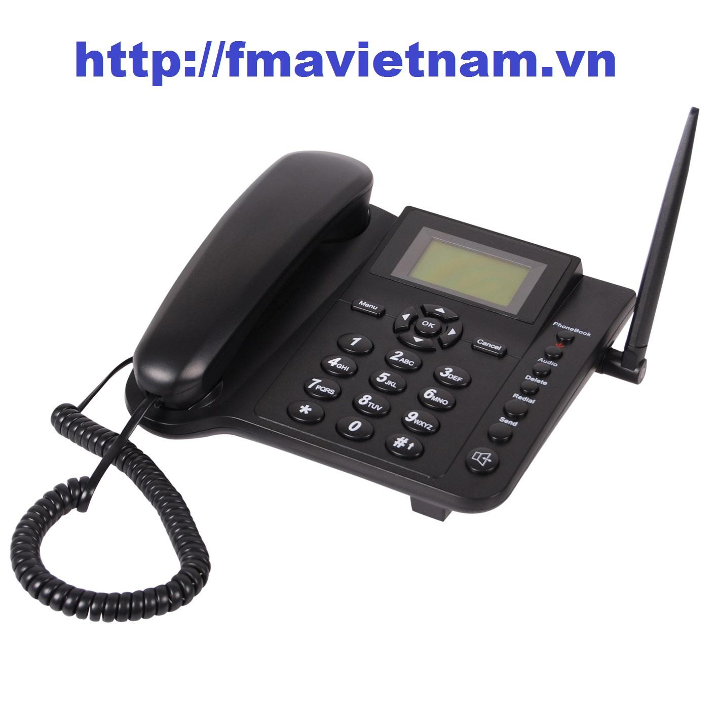 Điện thoại bàn dùng sim di động    ( 960 )