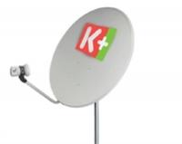 Anten Parabol K+ - Ku Band 0,6m – S0601
