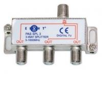 Bộ chia 3 đường RF EIGHT -5-1000MHZ