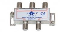 Bộ chia 4 đường RF EIGHT -5-1000MHZ