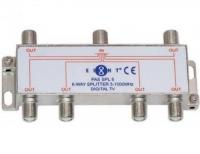 Bộ chia 6 đường RF EIGHT -5-1000MHZ