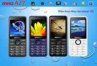 Điện thoại GPhone dùng sim STK ( Avio A27 )